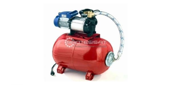 iki pompalı yangın hidroforu