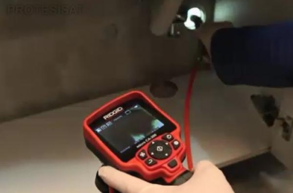 kameralı görüntüleme cihazı