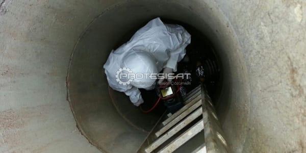 kanalizasyon temizliği