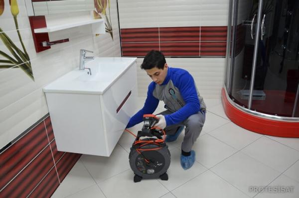 lavabo tıkanıklığı açma servisi