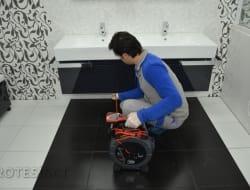 İstanbul Robotla Tuvalet Açma