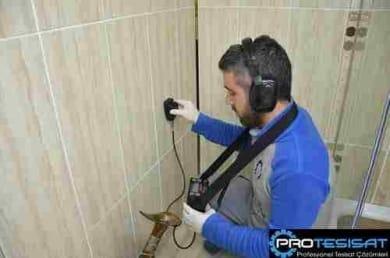 Cihazla Kırmadan Su Kaçağı Tespiti ve Fiyatları