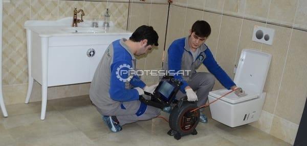 tıkalı tuvalet nasıl açılır