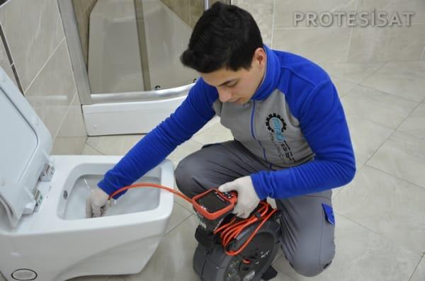 tuvalet görüntüleme