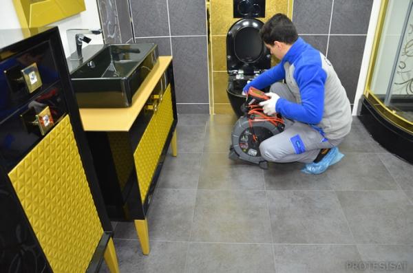 tuvalet tıkanıklığı açma servisi
