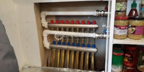 yerden ısıtma sistemi temizliği